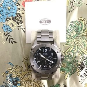 FOSSIL STAINLESS STEEL CASE